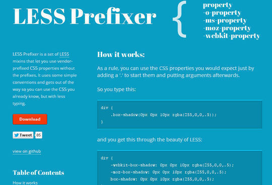 42 Fresh Tools And Resources for Developers And Designers 12