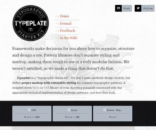 42 Fresh Tools And Resources for Developers And Designers 24