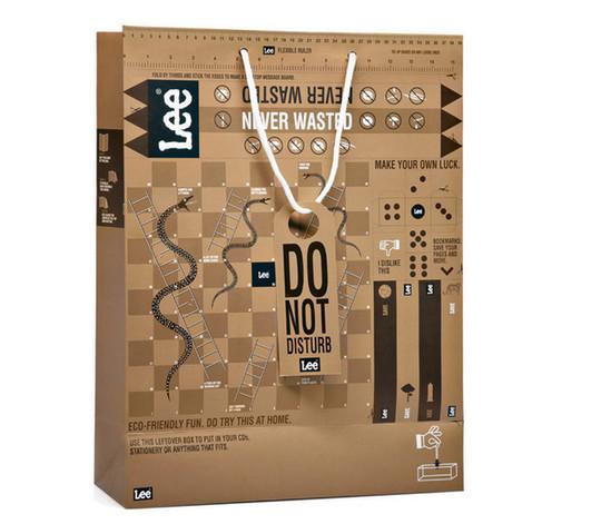 Collection Of Creative Shopping Bag Designs 21