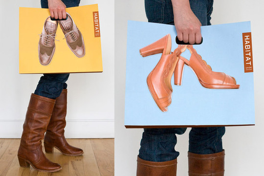 Collection Of Creative Shopping Bag Designs 26