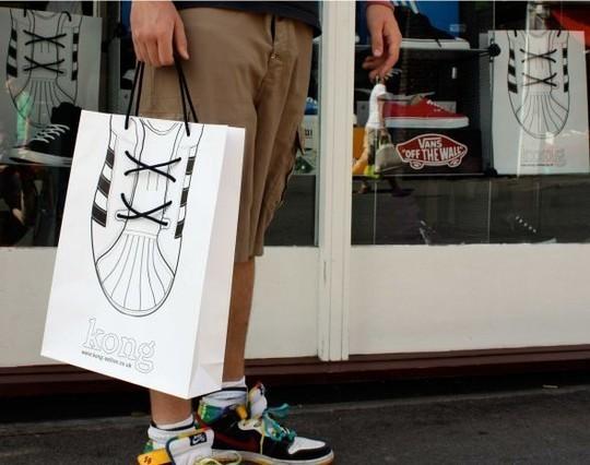 Collection Of Creative Shopping Bag Designs 2