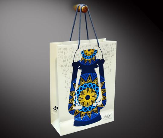Collection Of Creative Shopping Bag Designs 12