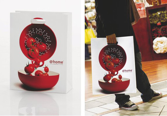 Collection Of Creative Shopping Bag Designs 33