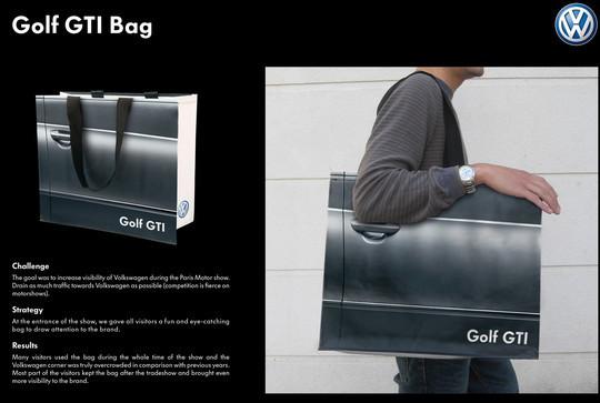 Collection Of Creative Shopping Bag Designs 13