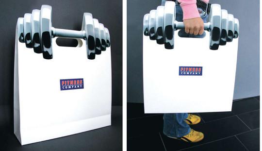 Collection Of Creative Shopping Bag Designs 27