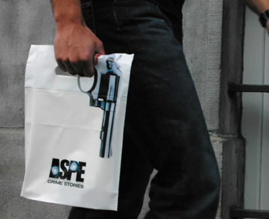 Collection Of Creative Shopping Bag Designs 3