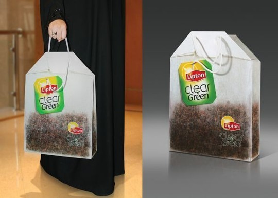 Collection Of Creative Shopping Bag Designs 16