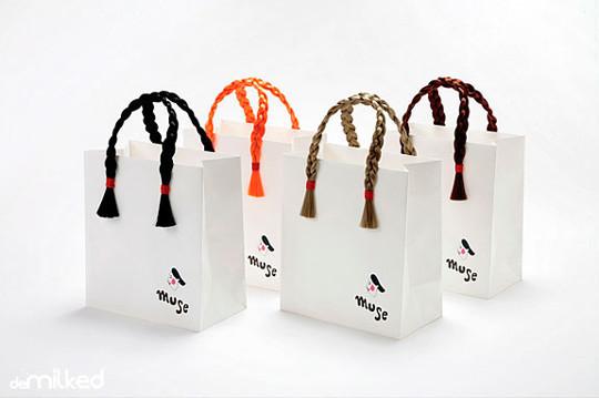 Collection Of Creative Shopping Bag Designs 10