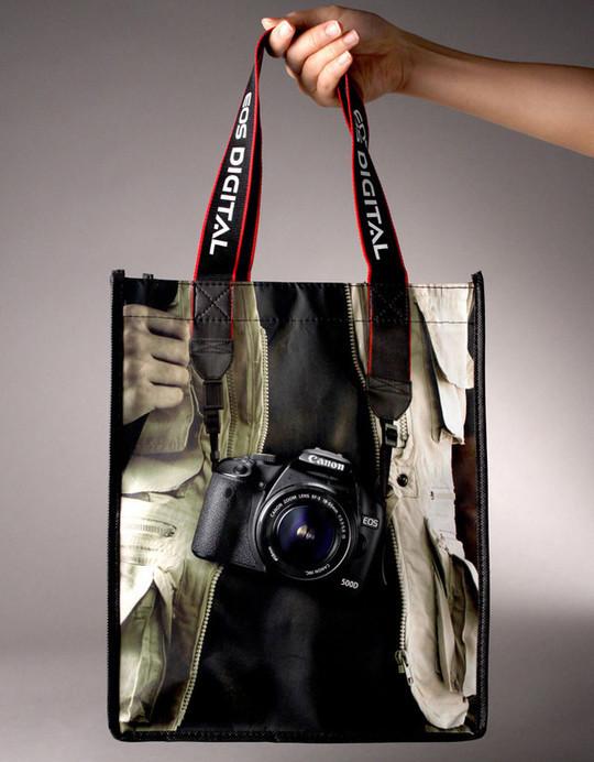 Collection Of Creative Shopping Bag Designs 4