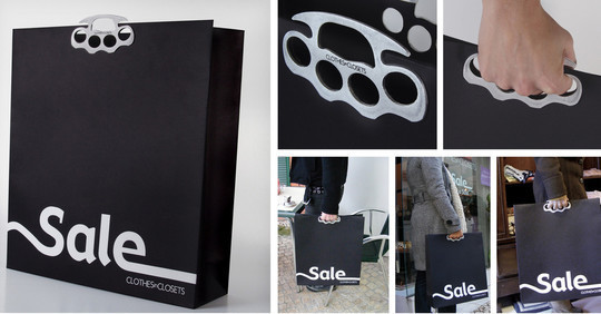 Collection Of Creative Shopping Bag Designs 19
