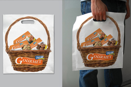 Collection Of Creative Shopping Bag Designs 5