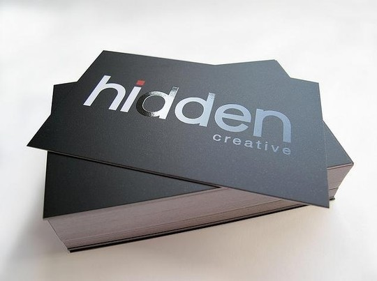 15 Amazing Spot UV Business Cards 3