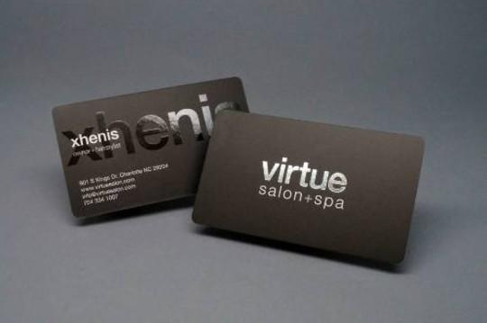 15 Amazing Spot UV Business Cards 1