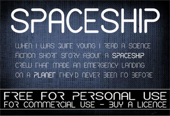 44 Free Sci-Fi & Techno Fonts For Creative Designer 8