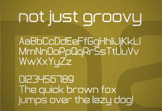 44 Free Sci-Fi & Techno Fonts For Creative Designer 21
