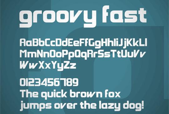 44 Free Sci-Fi & Techno Fonts For Creative Designer 34