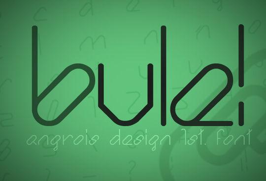 44 Free Sci-Fi & Techno Fonts For Creative Designer 29