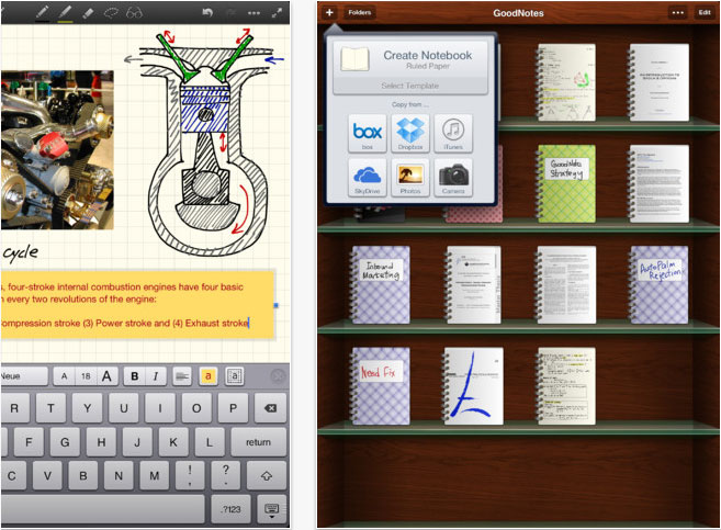 11 Free Tools To Annotate PDF Documents For iPhone And iPad 6