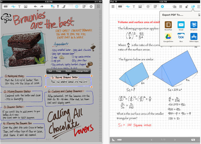 11 Free Tools To Annotate PDF Documents For iPhone And iPad 2