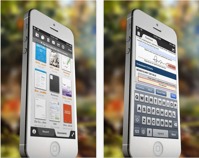 11 Free Tools To Annotate PDF Documents For iPhone And iPad 7