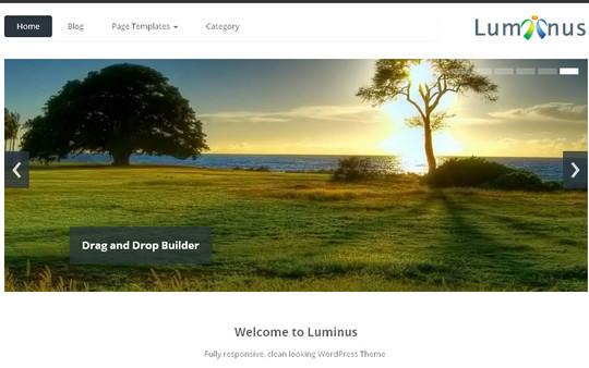 45 Fresh And Free Wordpress Themes 28