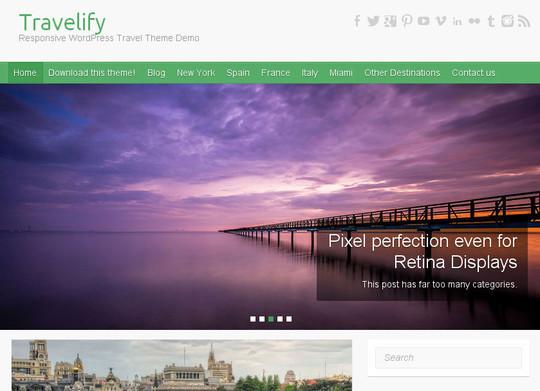 45 Fresh And Free Wordpress Themes 42