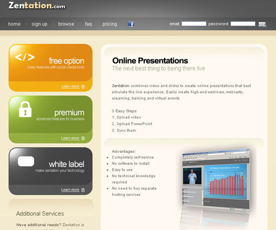 40+ Free Tools And Sites For Creating Presentations 13
