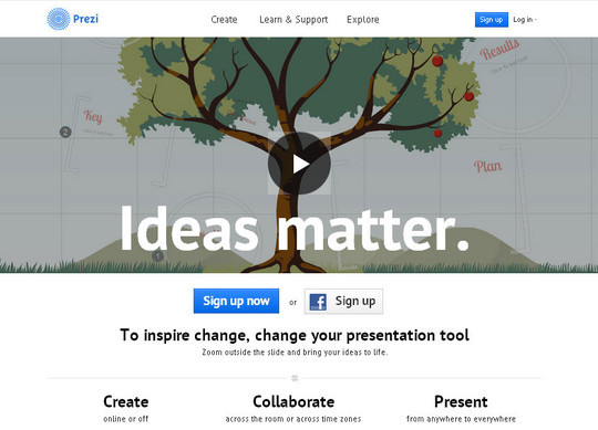 40+ Free Tools And Sites For Creating Presentations 2