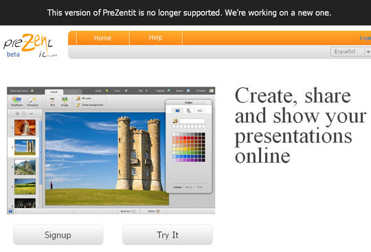 40+ Free Tools And Sites For Creating Presentations 29