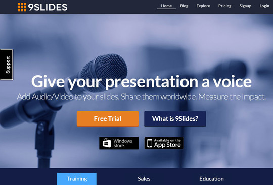 40+ Free Tools And Sites For Creating Presentations 33