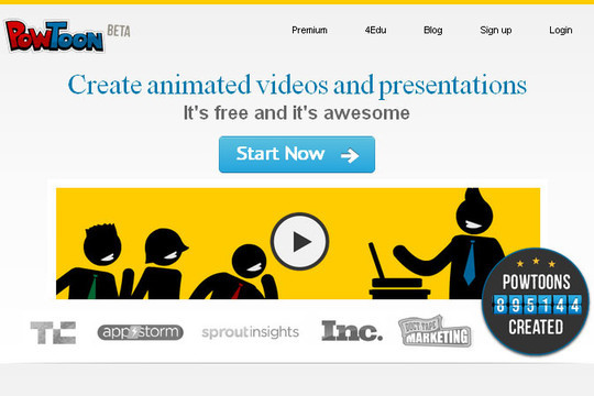 40+ Free Tools And Sites For Creating Presentations 39