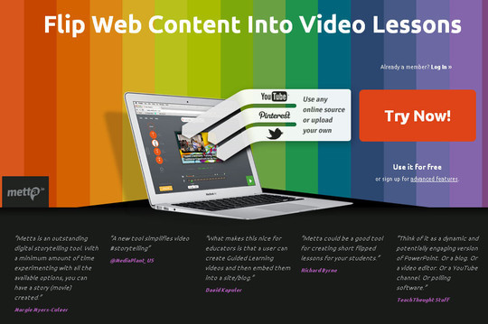 40+ Free Tools And Sites For Creating Presentations 40