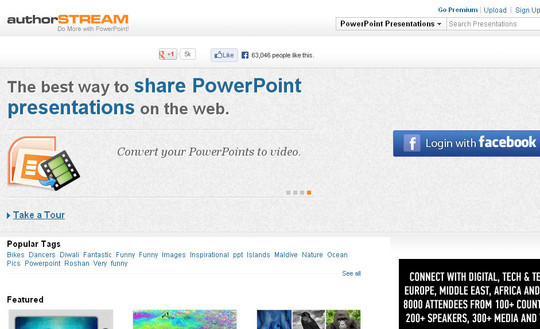 40+ Free Tools And Sites For Creating Presentations 4