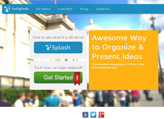 40+ Free Tools And Sites For Creating Presentations 27