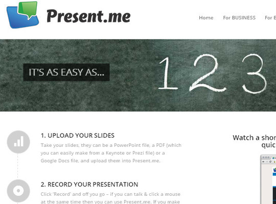 40+ Free Tools And Sites For Creating Presentations 10