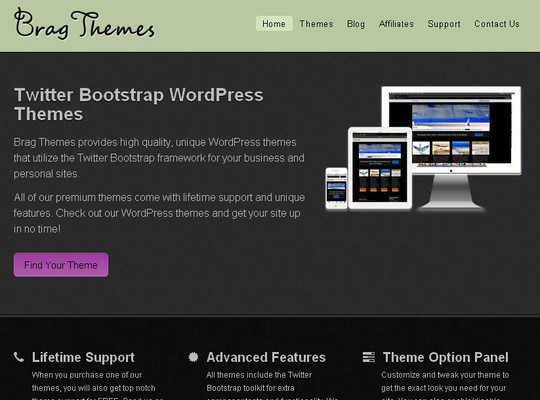 40 Useful Bootstrap Tools & Generators For Web Developers 2
