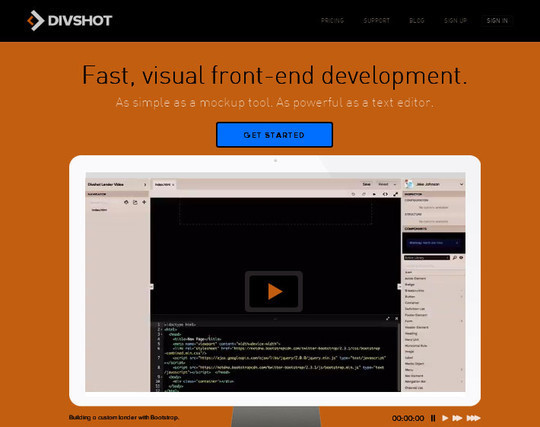 40 Useful Bootstrap Tools & Generators For Web Developers 13