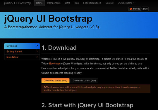 40 Useful Bootstrap Tools & Generators For Web Developers 15