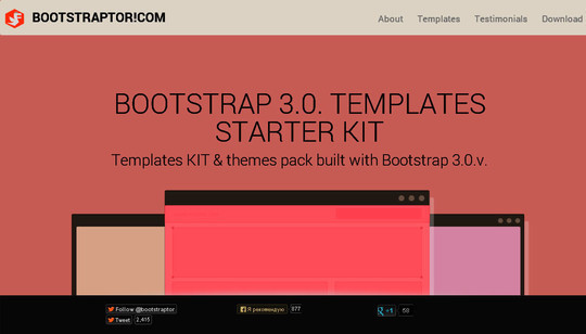 40 Useful Bootstrap Tools & Generators For Web Developers 5