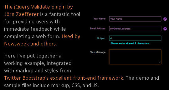 40 Useful Bootstrap Tools & Generators For Web Developers 35