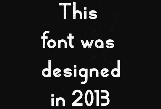 14 Creative And Quirky Fonts For Free Download 8