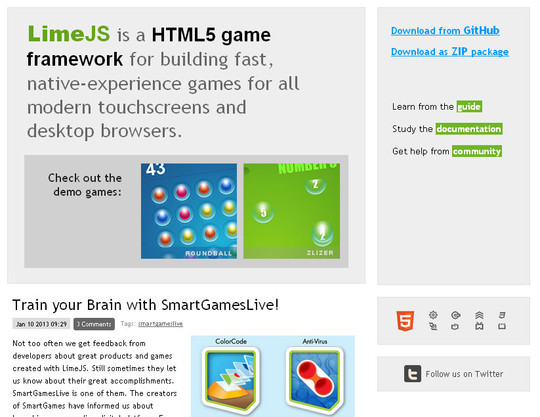 35 Best HTML5 Development Tools To Save Your Time 22