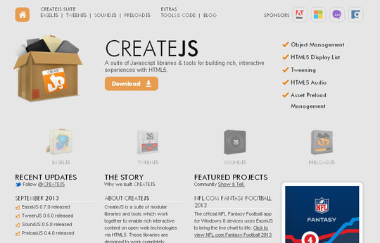 35 Best HTML5 Development Tools To Save Your Time 5
