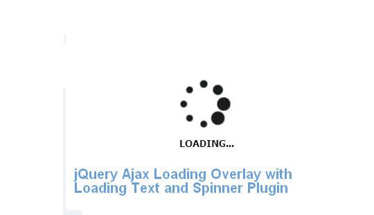 40 jQuery & CSS3 Loading Animation And Progress Bar Plugins 32