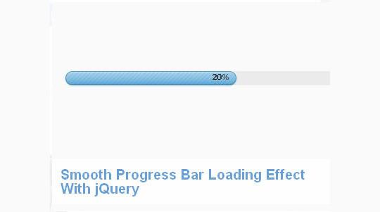 40 jQuery & CSS3 Loading Animation And Progress Bar Plugins 10
