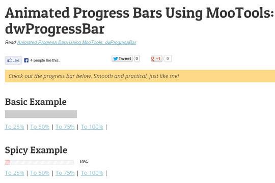 40 jQuery & CSS3 Loading Animation And Progress Bar Plugins 8