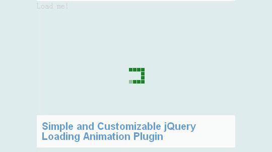 40 jQuery & CSS3 Loading Animation And Progress Bar Plugins 40