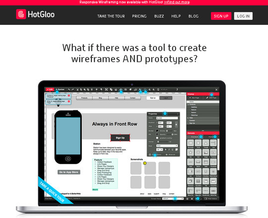 11 Tools For Wireframing Of Mobile Apps 8