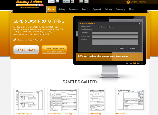 11 Tools For Wireframing Of Mobile Apps 12
