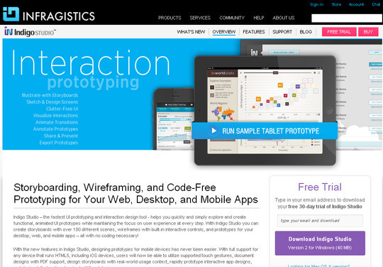 11 Tools For Wireframing Of Mobile Apps 9